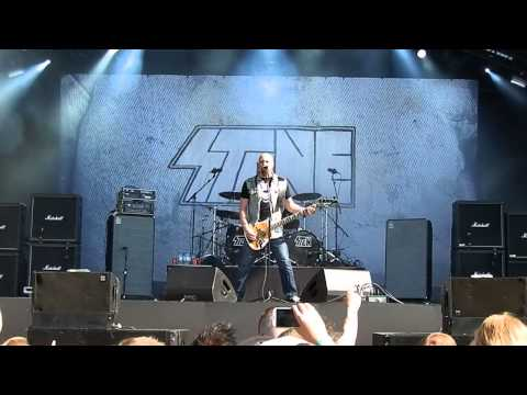 Stone - The Day of Death LIVE @ Tuska Open Air, Helsinki, Finland 2014