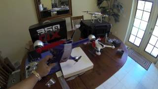 "Blade 350 QX Prop Issue Update""B"" Props Fail !!!"
