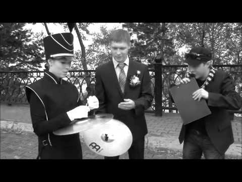 """Выкуп невесты в стиле """"Съемки немого кино """""""