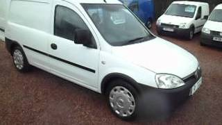www.clarkson-commercials.co.uk - EX55 XPU Vauxhall Combo 1.3 CDTi