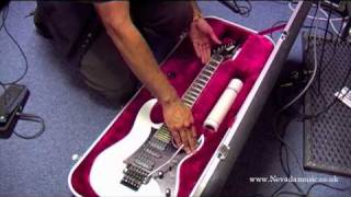 Ibanez RG2550Z Prestige Guitar Demo Nevada Music UK