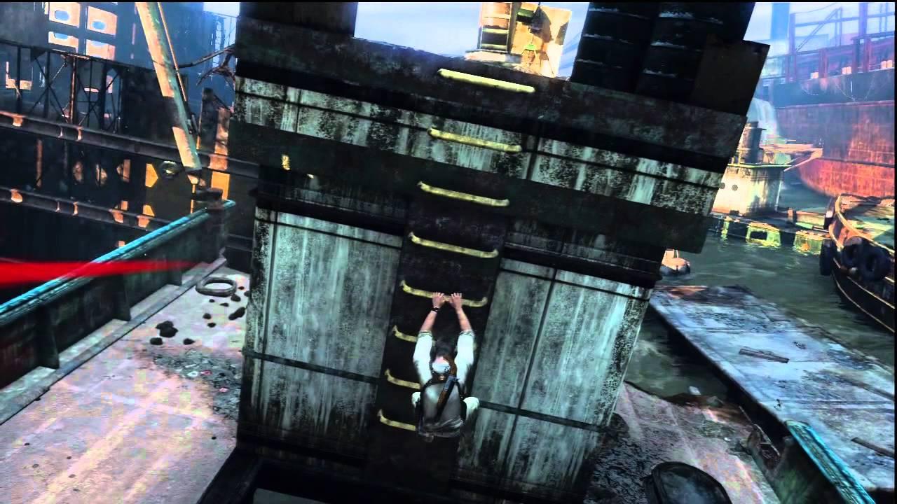 Uncharted 3: Drake's Deception | Chapter 12 | Walkthrough ...