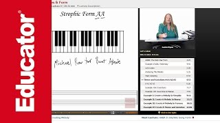 """Building Phrases & Form"" 