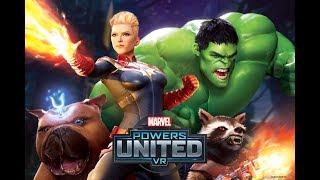 Announcing: Marvel Powers United Oculus Rift + Touch VR trailer