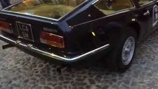 Maserati Indy 4900   Exhaust sound