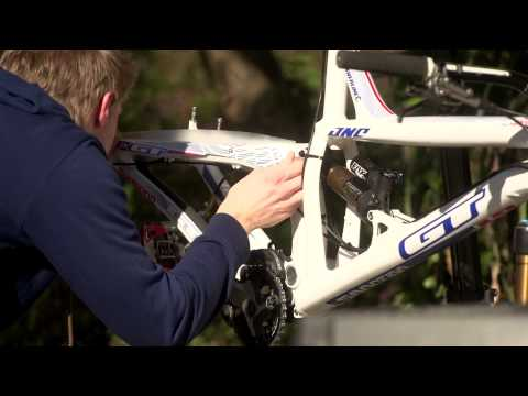 Gt Sanction Enduro Frame 2015