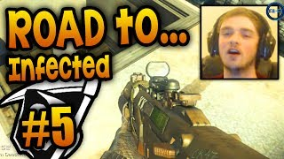 """OMG its AliA FAKE!"" - Road To - KEM Infected #5 LIVE w/ Ali-A! - (Call of Duty: Ghost Gameplay)"