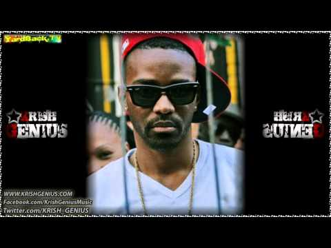 Konshens - Live It Up [Jouvert Riddim] Feb 2012