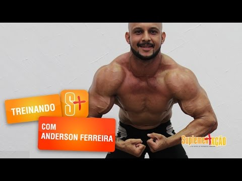 Anderson Ferreira - Treino de Peito