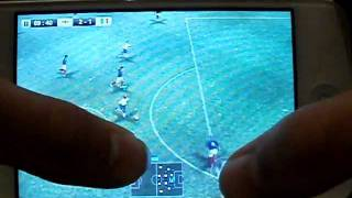 Pro Evolution Soccer 2012 IPod Touch Gameplay (PES) view on youtube.com tube online.