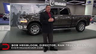 First Look: 2014 RAM 1500 ProMaster On Everyman Driver
