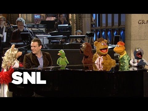Jason Segel and the Muppets Monologue - Saturday Night Live