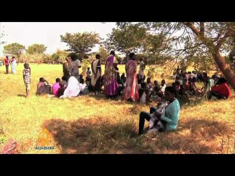Thousands seek refuge from violence in South Sudan