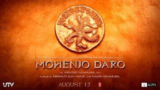 mohenjo daro film, mohenjo daro motion poster, Hrithik Roshan, Pooja Hegde