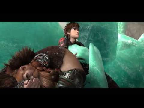 How To Train Your Dragon 2 (HTTYD2 | SPOILER) - Stoicks Death (Full Scene)