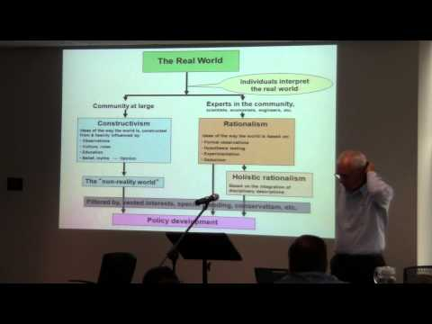 European Studies Summer School 2013: Emerging challenges of environmental and climate change part 2