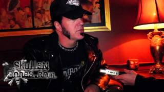 MORBID ANGEL David Vincent Interview