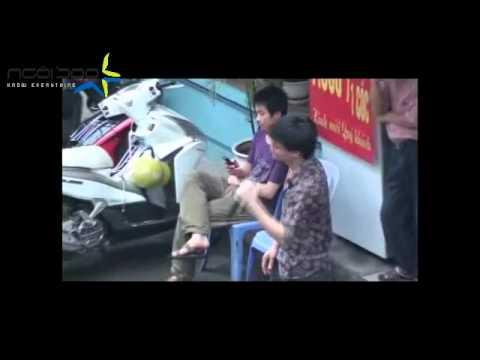 Chàng Thanh Niên Hát Giọng Giống Đàm Vĩnh Hưng hát xẩm trên đường phố