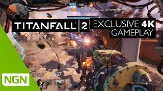 Titanfall 2 - Multiplayer 4K 60 FPS Gameplay on TITAN X