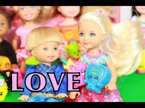 FROZEN SHOPKINS Toby in LOVE Chelsea Clubhouse Disney Frozen Anna & Krisoff's Kids AllToyCollector
