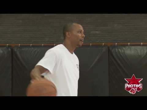 Sebastian Telfair: Ball Handling Drills