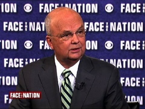 Michael Hayden doubts Edward Snowden was trained as a spy