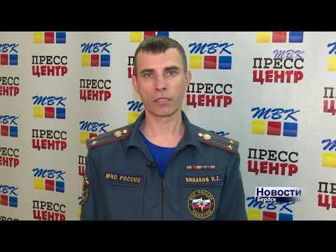 С начала года на пожарах в Бердске погибли 2 человека