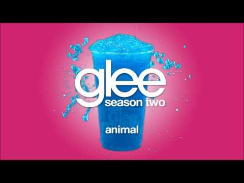 Animal | Glee [HD FULL STUDIO]