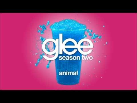 Animal | Glee [HD FULL STUDIO]