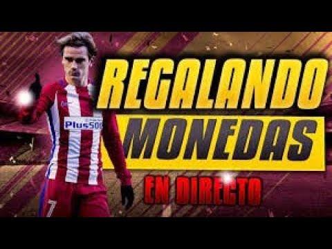 FIFA 19 // PACK OPENING y REGALANDO MONEDAS!!!!!!!!!!!!!!!! #6