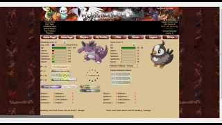 Part 1 Free To Play Fanmade Online Browser Based MMORPG