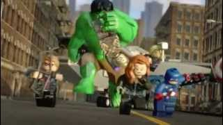 「樂高復仇者聯盟」LEGO Marvel Super Heroes The