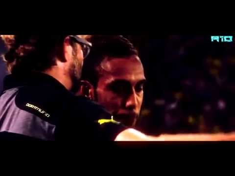 • Pierre Emerick Aubameyang  | • Borussia Dortmund  | Passes,Skills and Goals -2013-2014