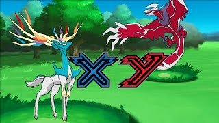Pokemon X And Y: Shiny Zygarde Shiny Xerneas Shiny