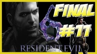 Resident Evil 6 ★11 Chris/Piers Capitulo 5 FINAL