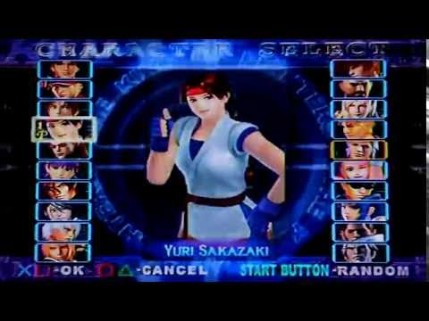 THE KING OF FIGHTERS 2005 ((ATHENA ASAMIYA))