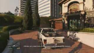 Directo GTA V Jugando A Grand Theft Auto 5 Haciendo De