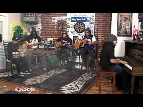 "TRIBAL SEEDS ""The Garden"" - acoustic @ the MoBoogie Loft (full video)"