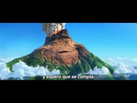 Disney España   Nuevo clip 'Lava'
