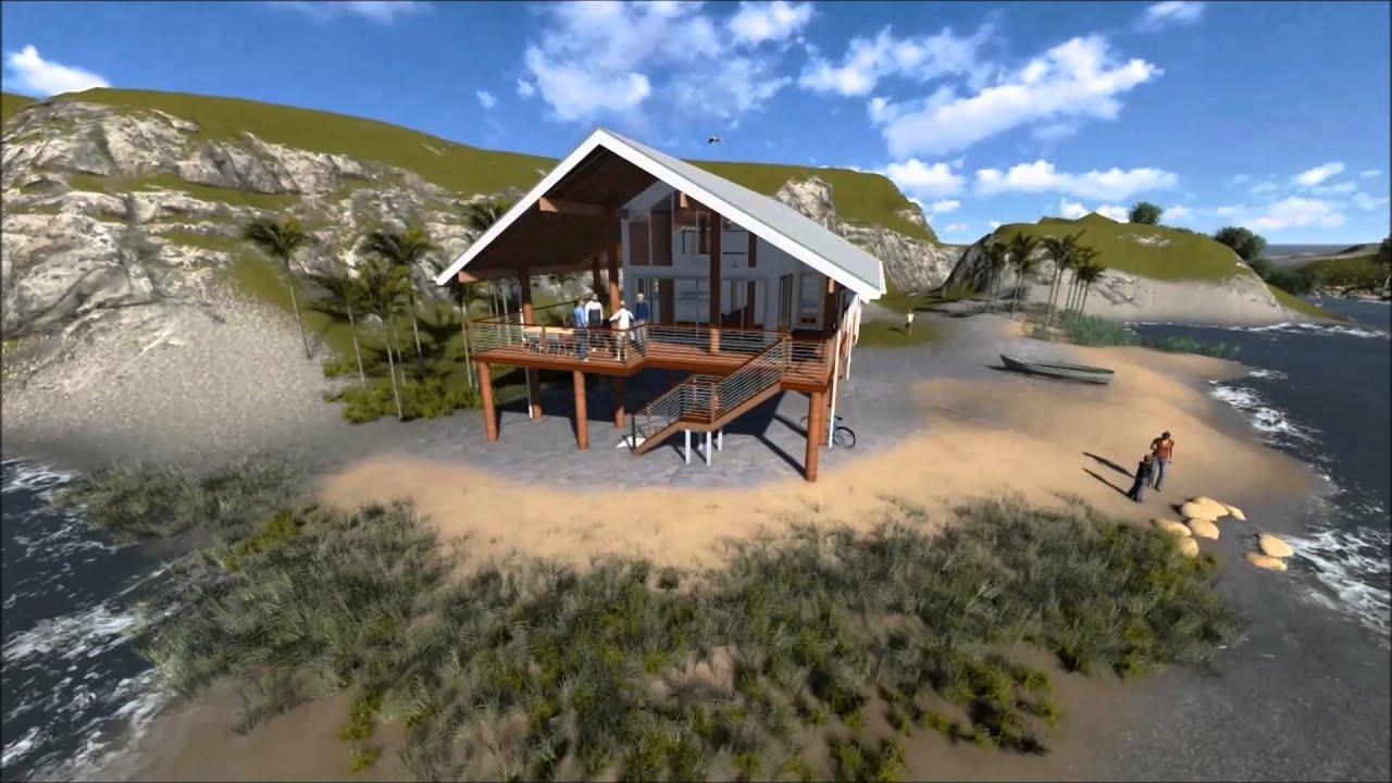 Beach Homes Designs North Queensland