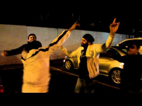 Bhangra in New York