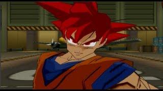 Dragon Ball Dark Sayan Goku Fase Dios Vs Vegeta SSj4