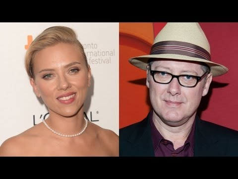 Scarlett Johansson & James Spader Talk CAPTAIN AMERICA & AVENGERS Sequels