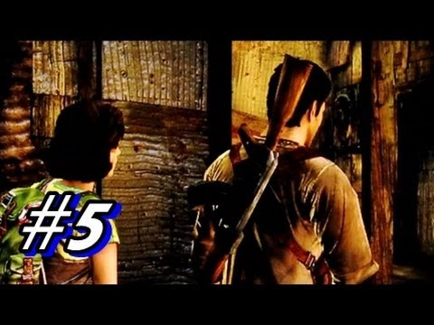 Let's Play Uncharted Golden Abyss - Part 5 Chapter 7 & 8