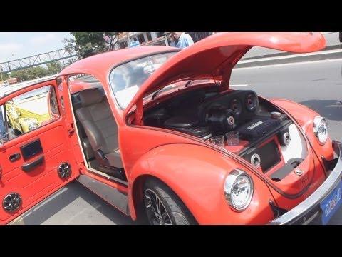 volkswagen 1600 escarabajo 1963 autos clasicos antiguos feria de cali 2012 2013