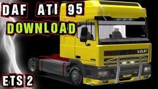 DAF ATI 95 Download ETS 2 PC HD