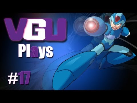 VGU Plays: Megaman X, Episode 17: Room of Doom