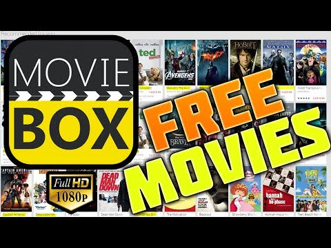 Watch FREE Movies on Your iPhone, iPad, AppleTV! *MOVIE BOX*