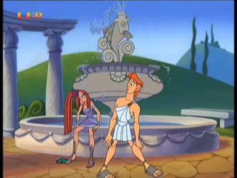 Herkules a �kolsk� ro�enka