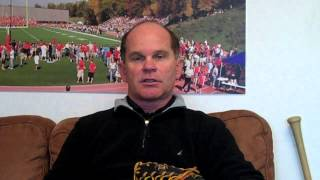 Interview w/SJU Head Baseball Coach Jerry Haugen - 2014 Season Preview